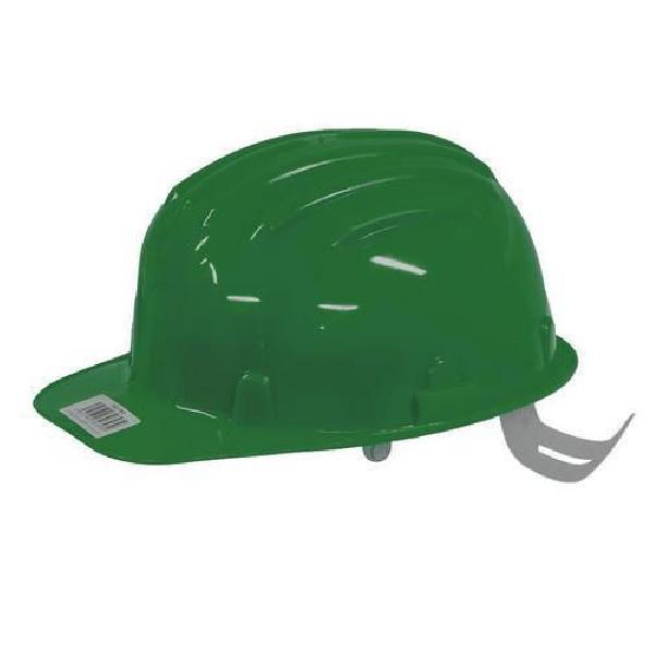 Ochranná přilba 4-bodová, zelená (MB-875977)