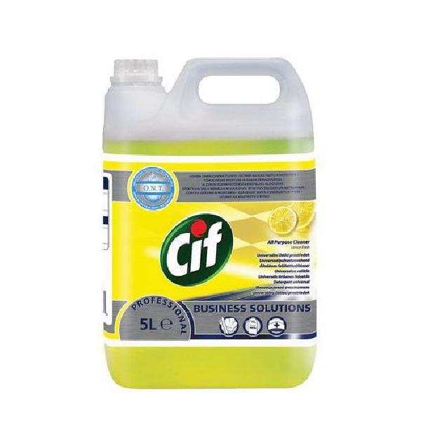Cif Professional APC lemon univerzální čistič, 5 l, 2 ks (MB-1165008)