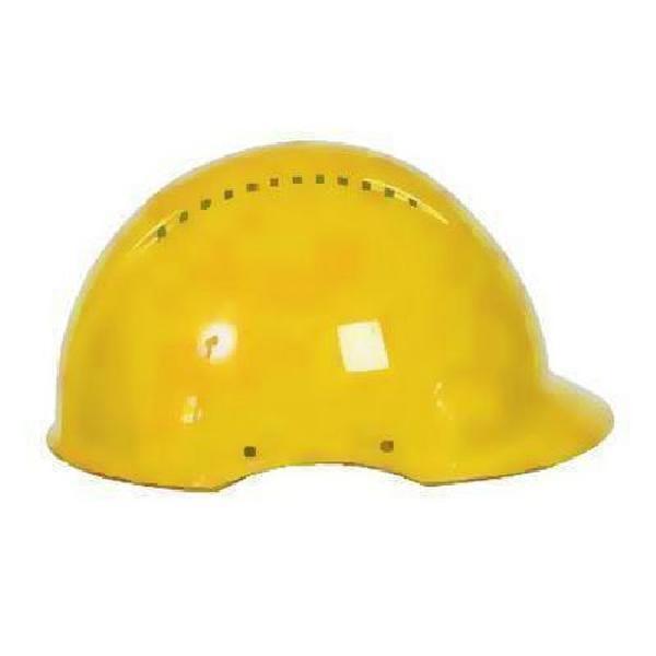Ochranná přilba Peltor G3000 4-bodová s indikátorem životnosti, žlutá (MB-8752362)
