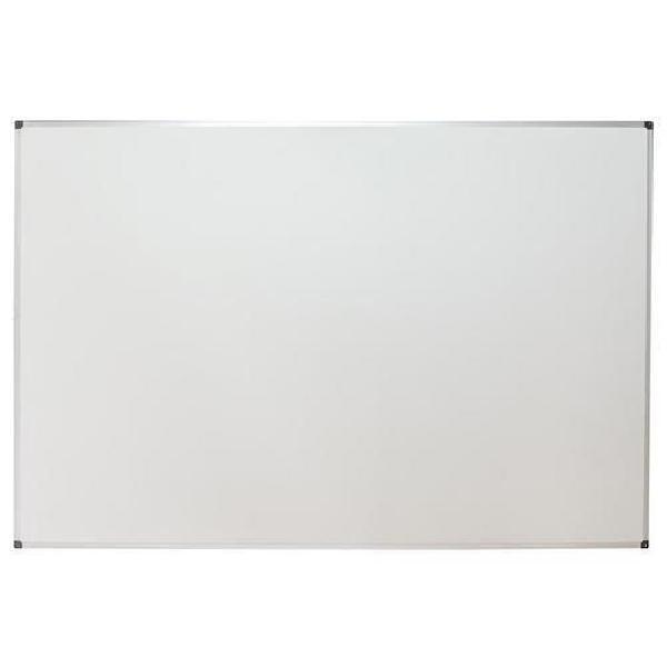 Bílá magnetická tabule Bi-Office s rastrem, 120 x 180 cm (MB-880016)