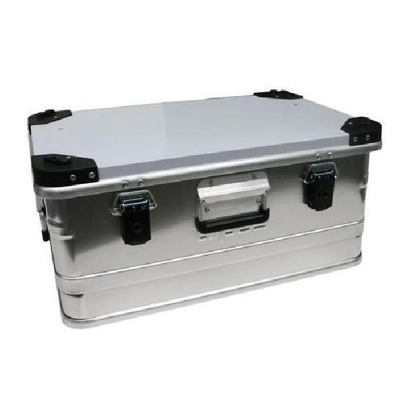 Hliníkový přepravní box, plech 1 mm, 47 l (MB-570051)