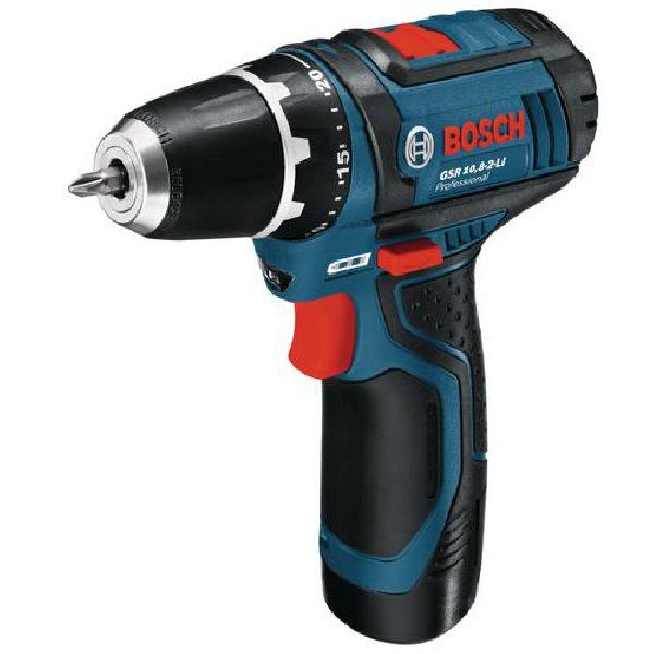 Akumulátorový šroubovák Bosch GSR 12-2-LI Professional (MB-926217)