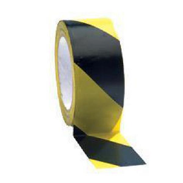 Průmyslová označovací páska, černá/žlutá (MB-731212)