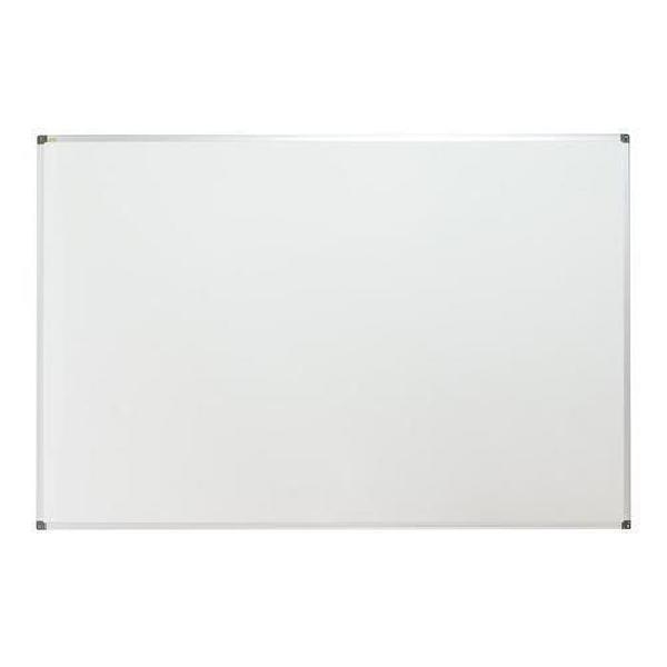 Bílá magnetická tabule Bi-Office s rastrem, 100 x 150 cm (MB-880015)