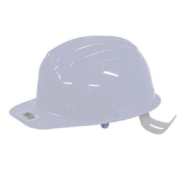 Ochranná přilba 4-bodová, bílá (MB-875973)