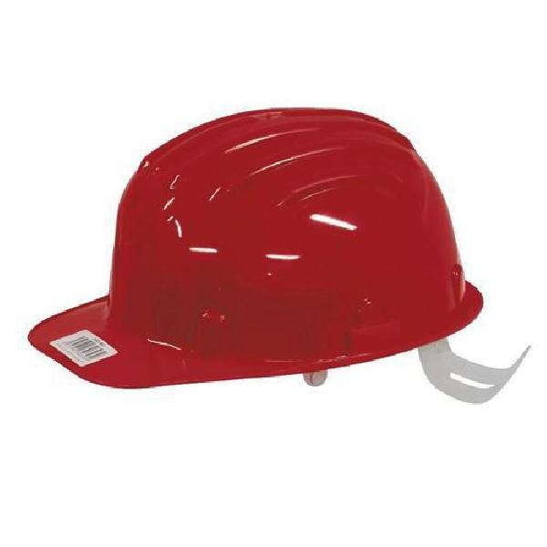 Ochranná přilba 4-bodová, červená (MB-875976)