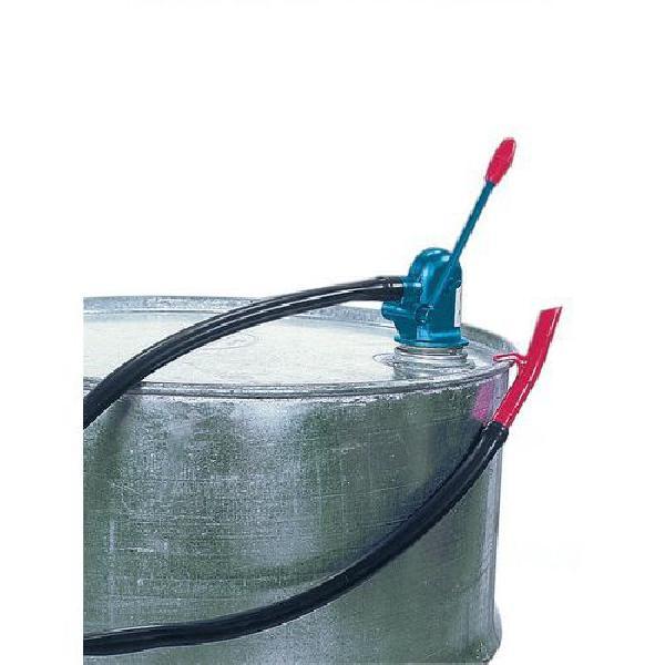 Ocelové sudové čerpadlo pro 200 l sudy (MB-074006)