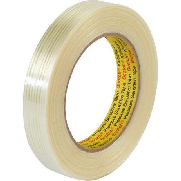 Vyztužená lepicí páska 3M, šířka 19 mm (MB-238185)