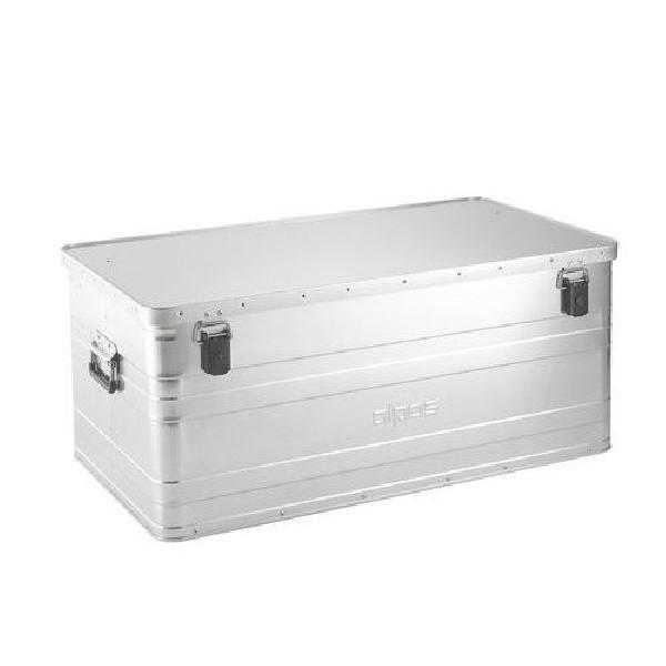 Hliníkový přepravní box, plech 0,8 mm, 140 l (MB-570050)
