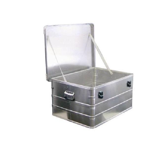 Hliníkový přepravní box, plech 1 mm, 157 l (MB-570055)