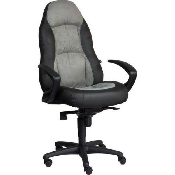 Kancelářské křeslo Speed, šedá (MB-655280)