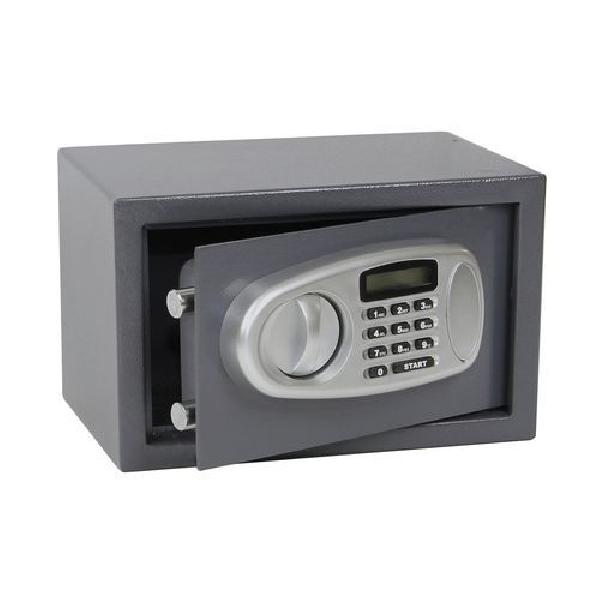 Nábytkový trezor Erne, bezpečnostní třídy 0, 20 x 31 x 20 cm (MB-1123055)
