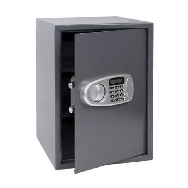 Nábytkový trezor Erne, bezpečnostní třídy 0, 50 x 35 x 33 cm (MB-1123057)
