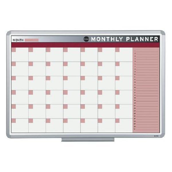 Fotografie Měsíční plánovací tabule (109025)