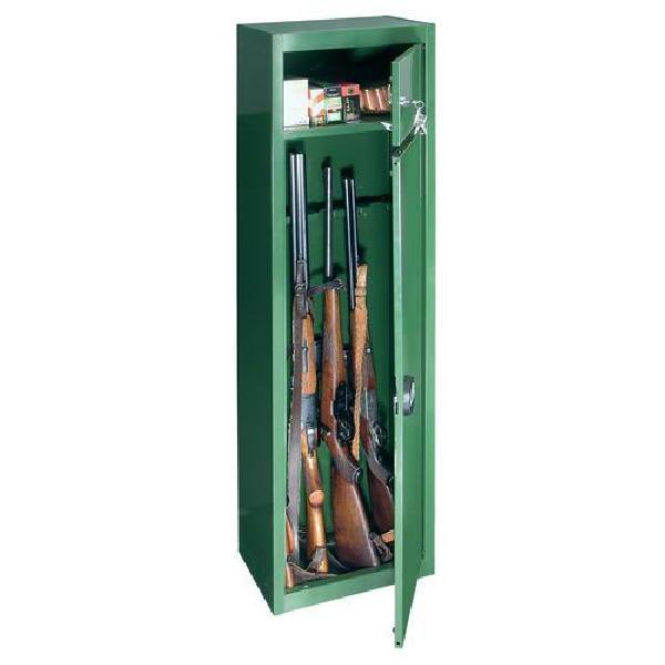 Skříň na zbraně s mechanickým zámkem (MB-885332)