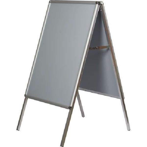 Áčkový reklamní stojan P25, oblé rohy, A1 (MB-1134236)