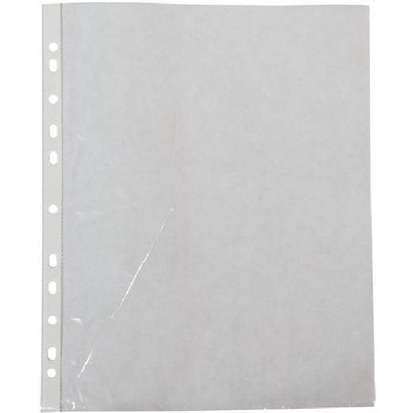 Transparentní obaly 1UA, 100 ks, A4, hladký povrch, 32 mic (MB-8911492)
