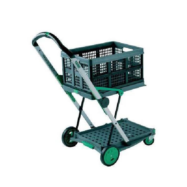 Skládací vozík s přepravkou (MB-932056)