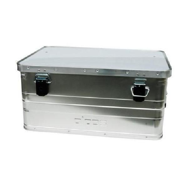 Hliníkový přepravní box, plech 0,8 mm, 47 l (MB-570047)
