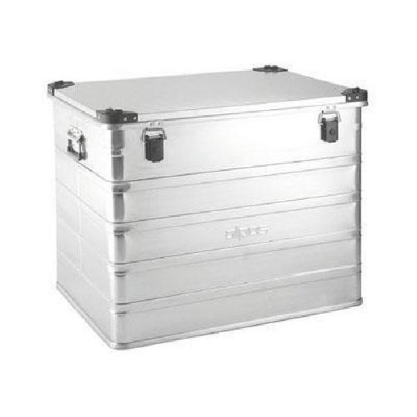 Hliníkový přepravní box, plech 1 mm, 240 l (MB-570056)