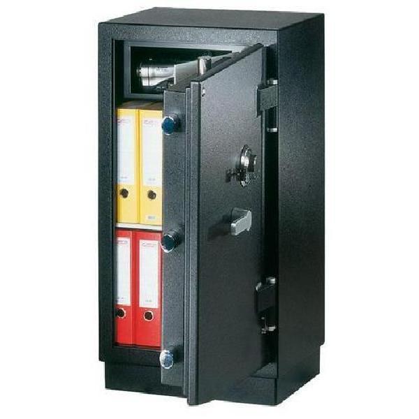 Vnitřní schránka pro trezory NHD, Celková výška: 185 mm, Hmotnost: 8 kg, Barva: Šedá (MB-199090)