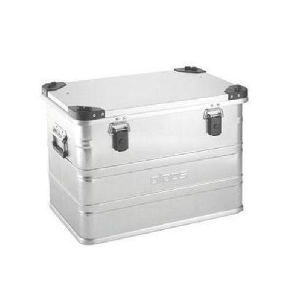 Hliníkový přepravní box, plech 1 mm, 91 l (MB-570053)