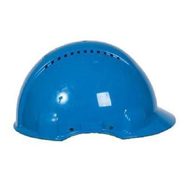Ochranná přilba Peltor G3000 4-bodová s indikátorem životnosti, modrá (MB-8752367)