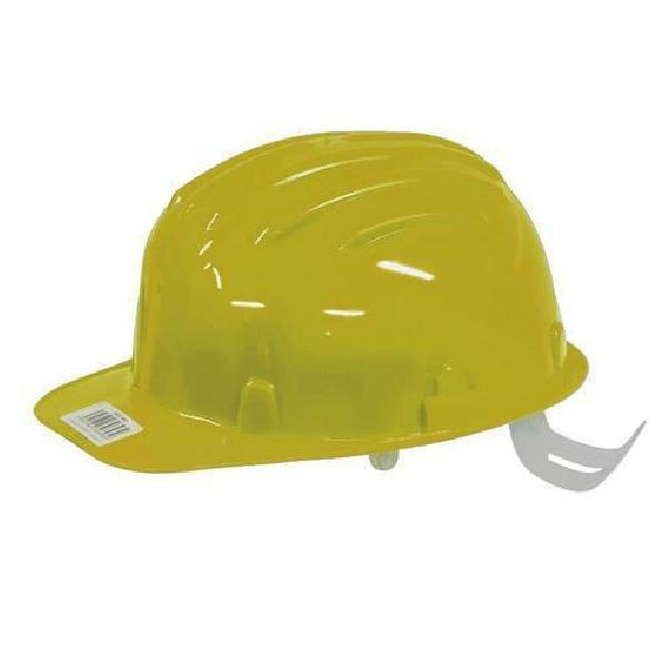 Ochranná přilba 4-bodová, žlutá (MB-875975)