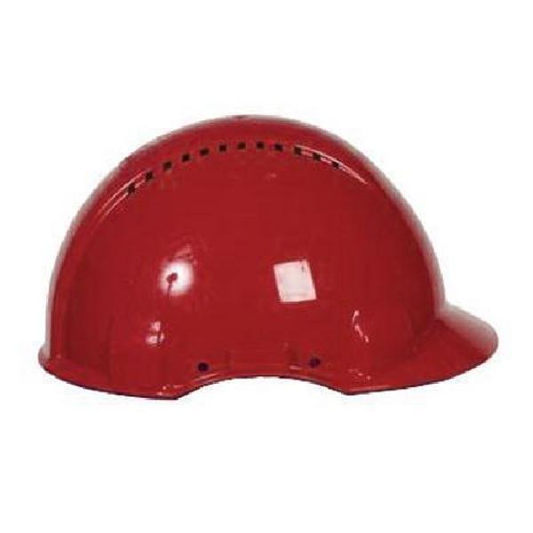 Ochranná přilba Peltor G3000 4-bodová s indikátorem životnosti, červená (MB-8752364)