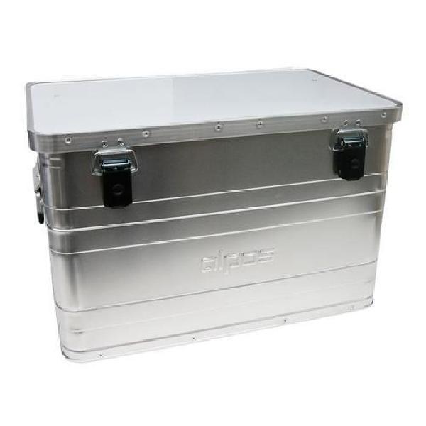 Hliníkový přepravní box, plech 0,8 mm, 70 l (MB-570048)