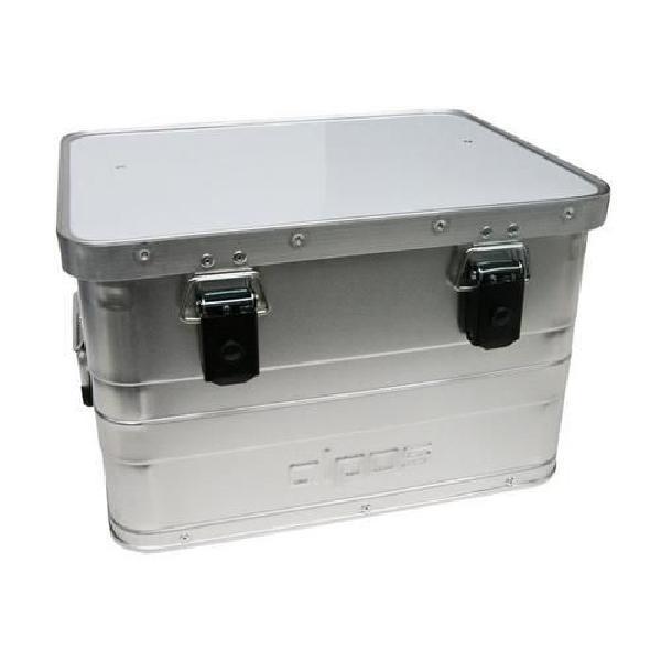 Hliníkový přepravní box, plech 0,8 mm, 29 l (MB-570046)