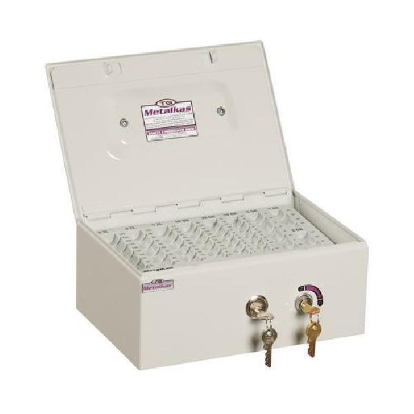 Připevnitelná pokladna, šedobílá (MB-801007)