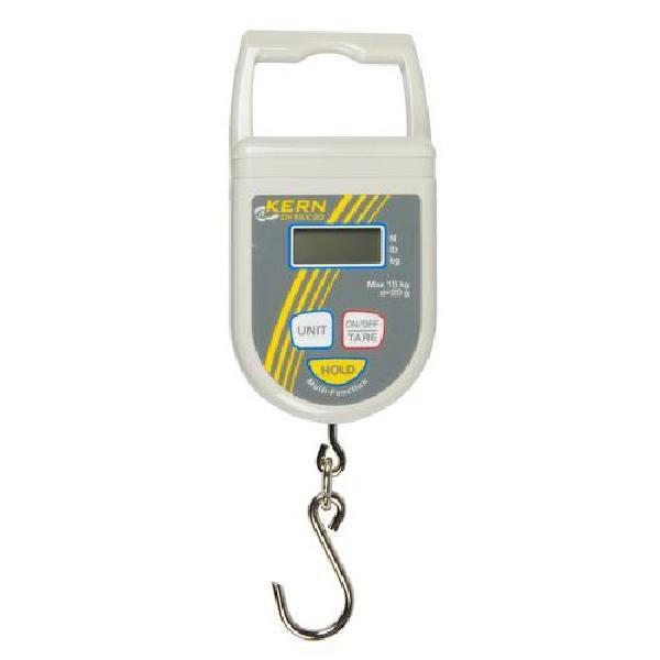Ruční závěsná váha Kern CH, do 15 kg (MB-735005)