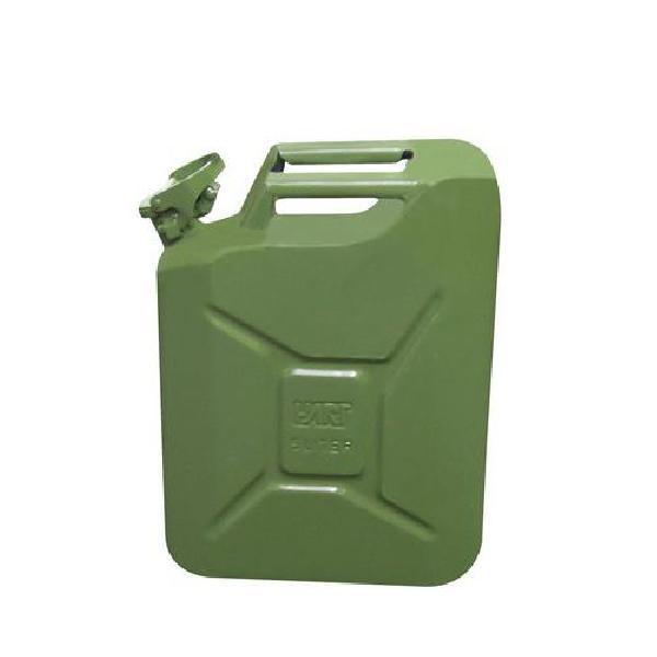 Plechový kanystr, zelený, 5 l (MB-827267)