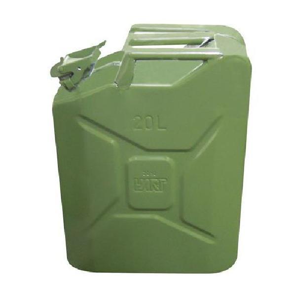 Plechový kanystr, zelený, 20 l (MB-827269)