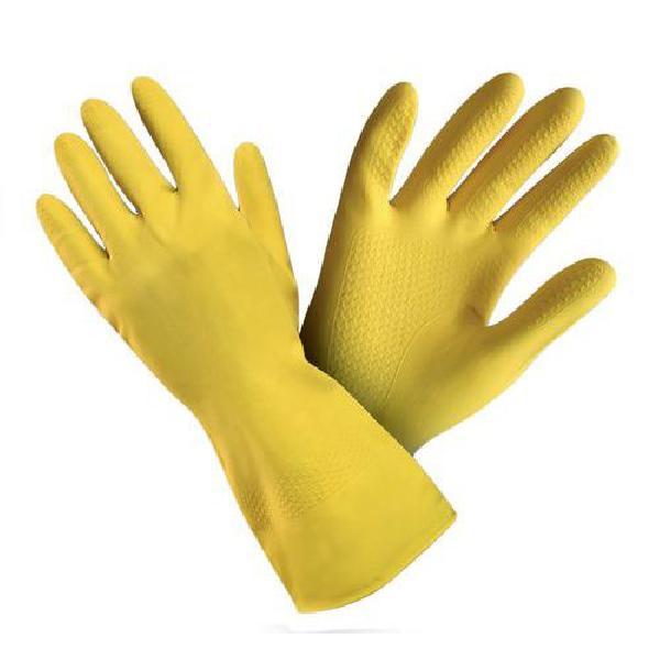 Latexové rukavice pro domácnost, vel. 9 (MB-875061)