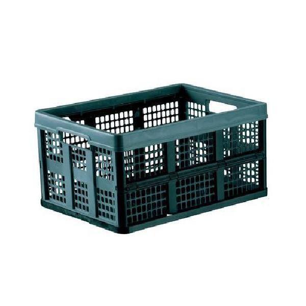 Skládací plastová přepravka, 46 l (MB-932057)